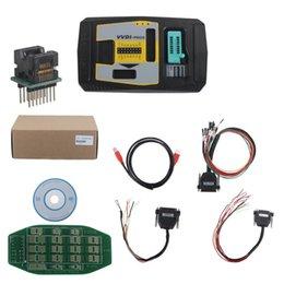 Wholesale Latest VVDI PRO Key Programmer Plastic Original Xhorse VVDI PROG Autos Programmer High Speed USB Interface Smart Diagnostic Tools for Car