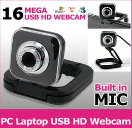 Wholesale 2015 Hot Sale Pixel USB Mega Pixel Web Cam Camera Microphone WebCam HD With MIC For Skype MSN Computer PC Laptop