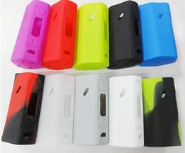 Wismec RX200 Silicone box Case Colorful Silicon Case Cover for Vaporizer Wismec RX200 Case Colorful Protective Silicon Case