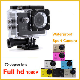 Low price high quality waterproof Generalplus SJ400 mountain dog sport camera waterproof camera motorized bicycle helmet recorder aerial FPV