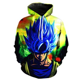 Free Shipping US Size M-5XL High Quality New Customized 3D Digital Character Printing Hooded Sweatshirt Sweater