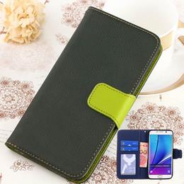 Mélanger le cas de la mode à vendre-Mix Housse en cuir de mode pour HTC Desire 10 Candy Phone Phone couleur avec Soft Cover TPU
