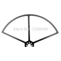 Wholesale 4pcs quot Glass Fiber Prop Guards Propeller Protectors for DJI F450 RC Quadcopter High Quality Freeshipping protector armor