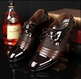 New summer men's leather shoes British business casual shoes men's shoes to get married young King 46 yards to increase the number 47