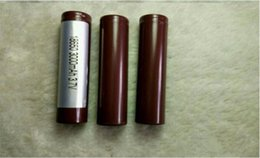 Wholesale Authentic Battery mah A Max Discharge High Drain Batteries Crushing Sony VTC5 VTC4 for LG HG2 HE4 HE4 Fedex