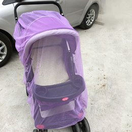 Baby Stroller Mosquito Net Fly Insect Protector for Infant Pushchair By Safe Mesh Kids Accessories Mosquito Insect Net VT0320