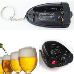 Wholesale Portable Keychain Digital LCD Alcohol Breath Tester Analyzer Breathalyzer