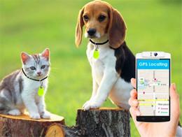 Enfants finder en Ligne-Hot vente Mini intelligent Finder Bluetooth Tracer Pet Enfant GPS Locator Tag Alarm Wallet Tracker Key