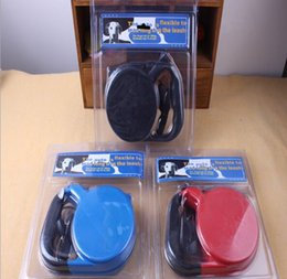 Wholesale new Auto retractable dog leash Training Lead Leash M outdoor harness collar for pets