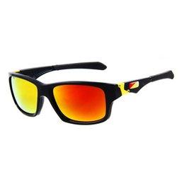 Wholesale Time Limited Buying Men s Sunglasses Jupiter Squared Sunglasses Colored lenses UV400 O K Brand Designer HOLBROOK Sun Glasses piec