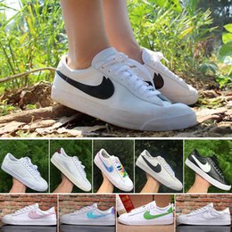 Wholesale 2016 Newairl Tennis Classic KOREA AC Running Shoes For Women Mens Designer Black White Casual Skateboard Shoes Korean Runs Jogging Shoes