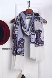 Wholesale BIB Original package New classic color long scarf women s cashmere scraves Top grade cashmere size cm