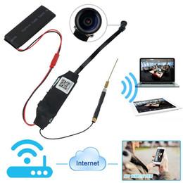 App Recorder Module IP Wifi Caméra Cachée Mini DVR HD 1080P vidéo Mini sécurité Camara sans fil P2P Video Nanny Cam soutien 140 ° à distance Vue à partir de hd sans fil pour la vidéo fabricateur