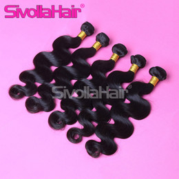 Wholesale Factory Sale High Quality Natural Color Brazilian Human Hair Body Wave Style No Shedding No Tangle Human Hair Weave Bundles