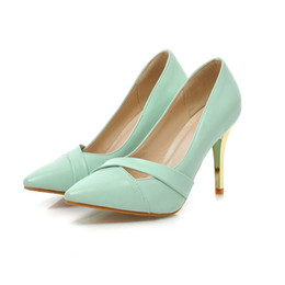 Wholesale A Shallow Mouth of Spring and Summer Fashion Elegant Temperament Commuter Stiletto Sets Foot Shallow Mouth Women Shoe