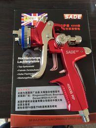 Wholesale UK SADE RP HVLP BRP high performance spray gun for water based paint Pearl powder paint topcoat car paint gun