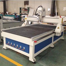Wood Cutting And Engraving Machine With Vacuum Table A1530A Servo Motor