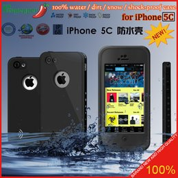 Redpepper red pepper Waterproof Shockproof Case For iPhone 4 4S 5 5S 5C Case With Retail Packaging Many Colors