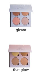Wholesale lowest price New Arrivals makeup MIX Beverly Hills Gleam That Glow color Bronzers Highlighters palette g