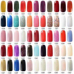 Wholesale Nails Tools Nail Gel New Arte Clavo Choose Colors Nail Art Led UV Gel Polish ml oz Foundation Top Coat Soak