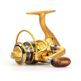 2017 mini-roches Pêche Moulinets Mini Spinning Reel Carretilha Pesca BMW150 12 + 1 BB 5.5: 1 pliant en métal Rocker Rocher télescopique Attirail de pêche budget mini-roches