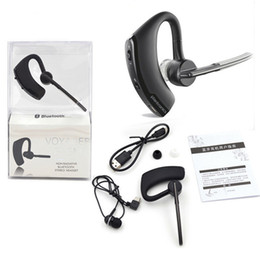 Wholesale Bluetooth Headset Voyager Legend With Text And Noise Reduction Stereo Headphones Earphones For Iphone Samsung Galaxy HTC US03
