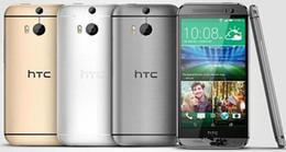 Refurbished Original HTC One M8 Unlocked Phone ROM 32GB RAM 2GB 5'' Quad Core FDD-LTE 3G WCDMA 2G GSM