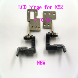 Wholesale brand new LCD hinge for asus K52 X52 A52 K52F K52DR A52J laptop screen hinges