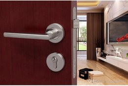 2016 offer for stainless steel 304 L shape cast lever room door handle furniture hardware interior door pull#32