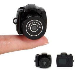 Smallest Mini Digital Dslr DV Video Recorder Camera Web Cam DVR Camcorder Hd Mini Dv 1280x720 Y2000
