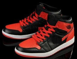 Wholesale Air Retro Banned Royal High OG Bred Black Toe Top Three Men size basketball shoes retro s sneaker