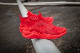 Wholesale Wallace generation Air Huarache Run Ultra BR breathing shoes basketballer shoes unisex shoes sizes basketball running sport shoe