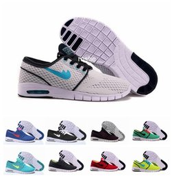 Wholesale New Summer SB Stefan Janoski Max Running Shoes For Women Men Lightweight Best Tennis Jogging Athletic Trainers Sneakers Eur