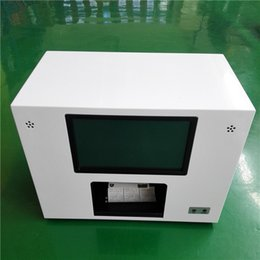 Wholesale Factory Hot Selling New Touch Screen Nail Printer Cost To USA Digital Flower Printing Machine