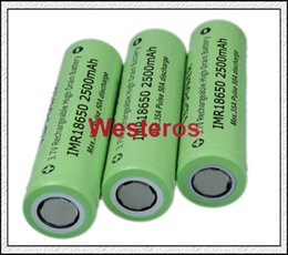 Wholesale Excellent quaiity A vappower mah high discharge rate e cig battery better performance than VTC4 VTC5