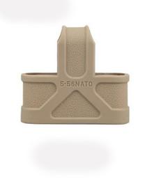 Wholesale 5 NATO Cage Fast Mag Rubber Loops for M4 Magazine Assist Black DE r008
