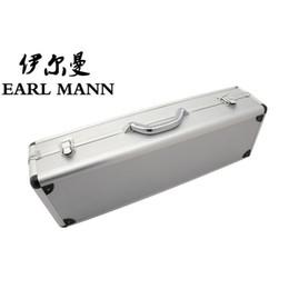Aluminium Alloy Hard Case For Split Soprano Saxophone Musical Instruments High Box Special-purpose Sax Saxe Accessories