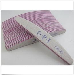 Wholesale popular OPI ACR UV Gel Nail File Foam Buffer Manicure Home Professional