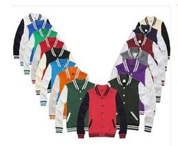 Wholesale East Knitting LOVER S Premium Varsity College Letterman Baseball Jacket Uniform Jersey Hoodie Hoody US S M L XL XXL