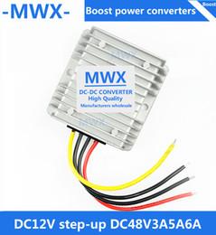 Dc convertisseur 12v 48v à vendre-12V à 48V, convertisseur de suralimentation DC / DC, 12V step-up 48V module, étanche Convertisseur de puissance voiture, 12V tour 48V, 10V-36V à 48V, fabricants en gros