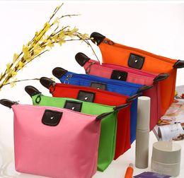 Descuento monederos de las señoras regalos Caramelo Bolso cosmético del embrague de la bolsa del bolso de los bolsos del maquillaje de la señora Travel Bag Bolso ocasional del bolso del embrague de la bolsa del bolso de DHL LC364-1