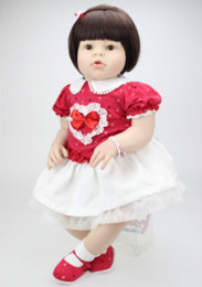 "28"" 70CM Hot Sale Silicone Reborn Baby Dolls For Sale Dolls ARIANNA Lifelike Hobbies Realistic Classic Toys Dolls For Girls"