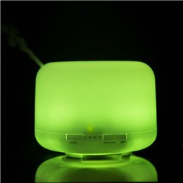 Wholesale Manufacturer made Ultrasonic essential oil aroma diffuser with timer