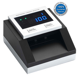 Wholesale EC350 Counterfeit Money Detector banknote detecotr counterfeit detector bill detector for Euro for GBP For CHF for USD