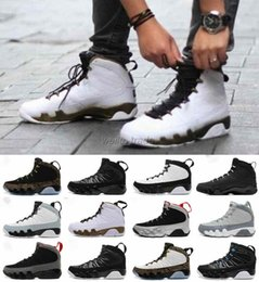 2017 New 9 IX Men Basketball Shoes High Quality Outdoor Sneakers Breathable Sport Shoes Training 9s Boots Basket ball Athletic Shoes