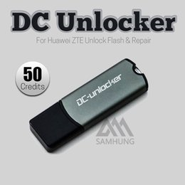 Wholesale Software Repair DC Unlocker Standard dongle card reader Unikey with Credits Logs for Huawei ZTE agent