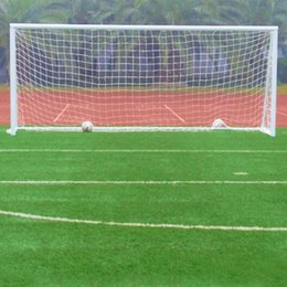 Wholesale 8 x FT Football Soccer Goal Post Nets Sport Training Practice outdoor Match