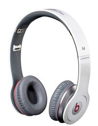 Wholesale Refurbished Beats MONSTER SOLO HD Best Quality with ControlTalk Color High Definition on ear Headphones dj headset by
