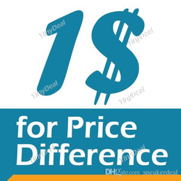 Wholesale payment for different extra cost diferent shipping fee