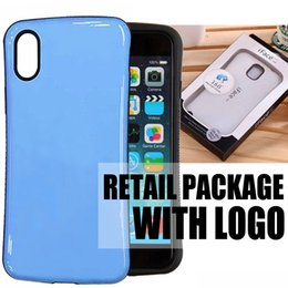 For s8 s8plus NOTE 8 Hybrid Hard Case Phone Case For iPhone6 6Plus iphone x 8 RETAIL PACKAGE